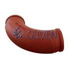 "5.5"" 90° HEAVY DUTY ELBOW"