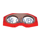 SPECTACLE WEAR PLATE DN180