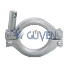 "CLAMP COUPLING ZX-K 5"" HD"