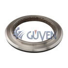 WEAR RING SURFACE HARD WELDED